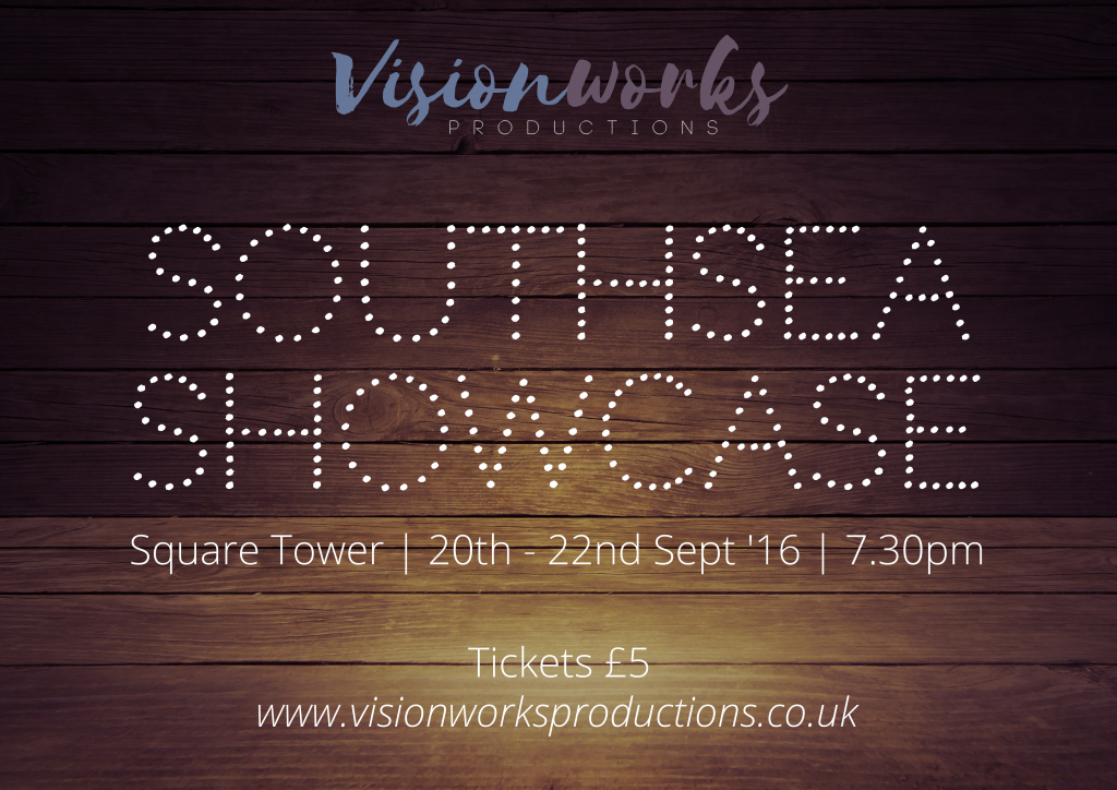 Visionworks Productions Southsea Showcase Portsmouth